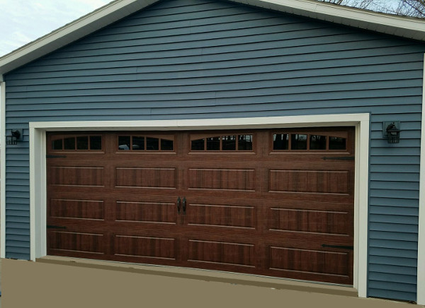 slow garage door