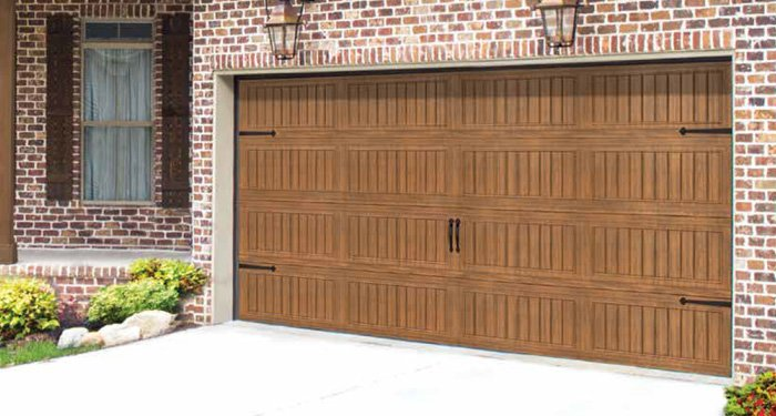 cost of garage door